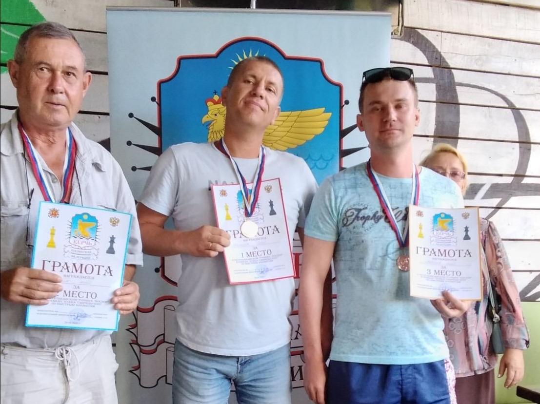 Первые победители «Боспора»